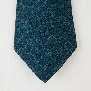 Saks Fifth Ave Tie 100% Silk